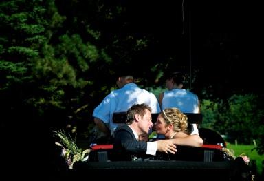 Romantische Landhochzeit
